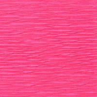 Крепированная  (гофрированная) бумага, Cartotecnica Rossi, 180 г, № 551, розовая