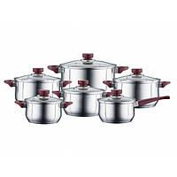 Набор посуды 6 предметов Peterhof VinoPH 15804