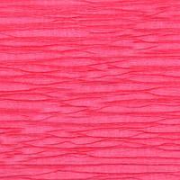 Крепированная  (гофрированная) бумага, Cartotecnica Rossi, 180 г, № 571, розовая