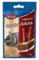 Trixie - 42723 PREMIO Quadro-Sticks Палочки для котов ягненок + птица