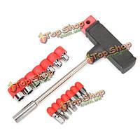 16в1 многофункциональный Т-образная ручка отвертки набор инструментов ремонта