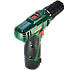 Аккумуляторный шуруповерт DWT ABS-10.8CLi2BMC, фото 2