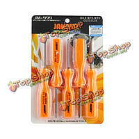 Jakemy JM-999 Professional Portable 5 in 1 Screwdriver Set Repair Tool Kit for Cellphone Tablets
