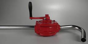 Насос ручной для бочки Zollex JS-32 (роторный)