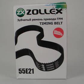 Ремень Zollex ГРМ ВАЗ 2108-099, 2110-2112, 1117-1118 55Е21