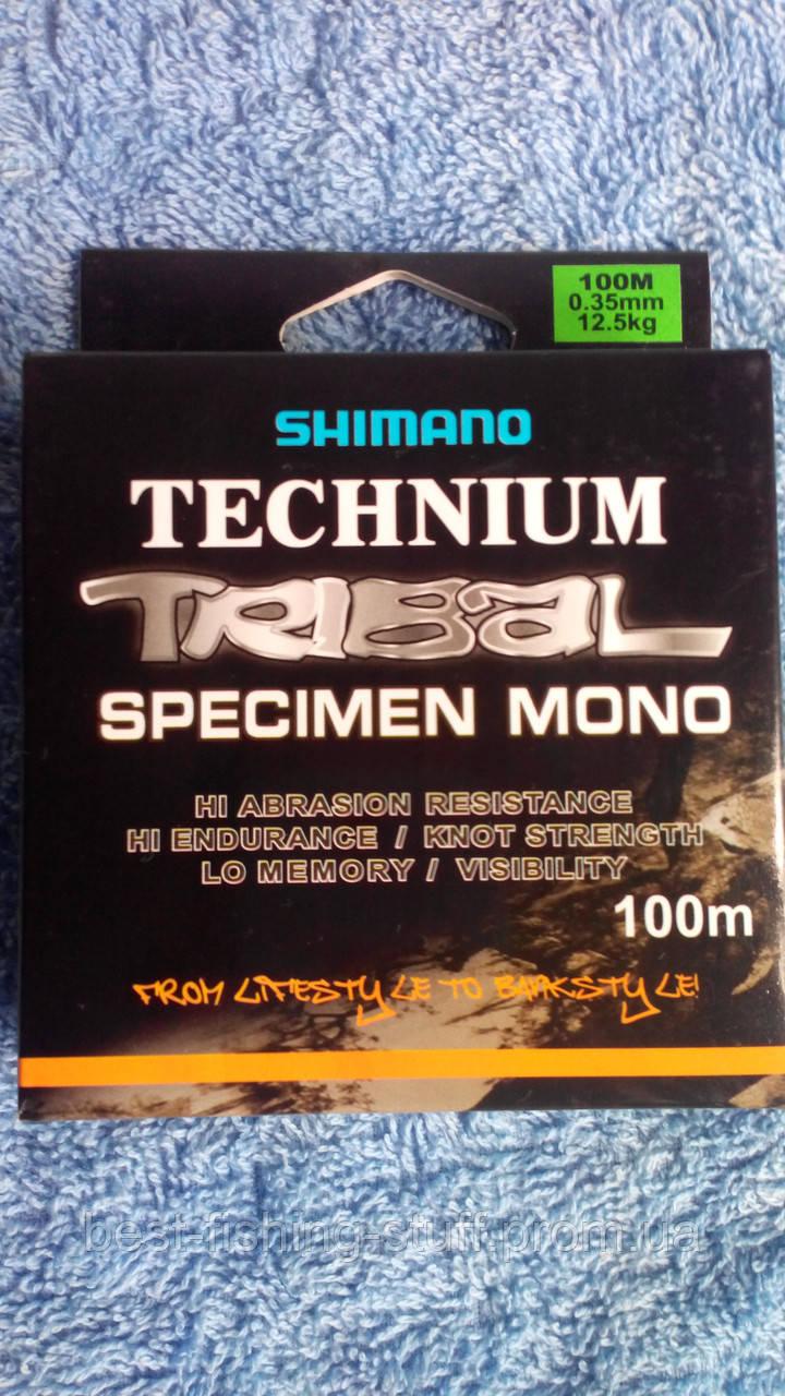 Shimano Technium Tribal 100m 0.35мм