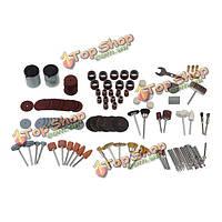 161шт набор Шлифовальных инструментов Резьба Полировка сверла