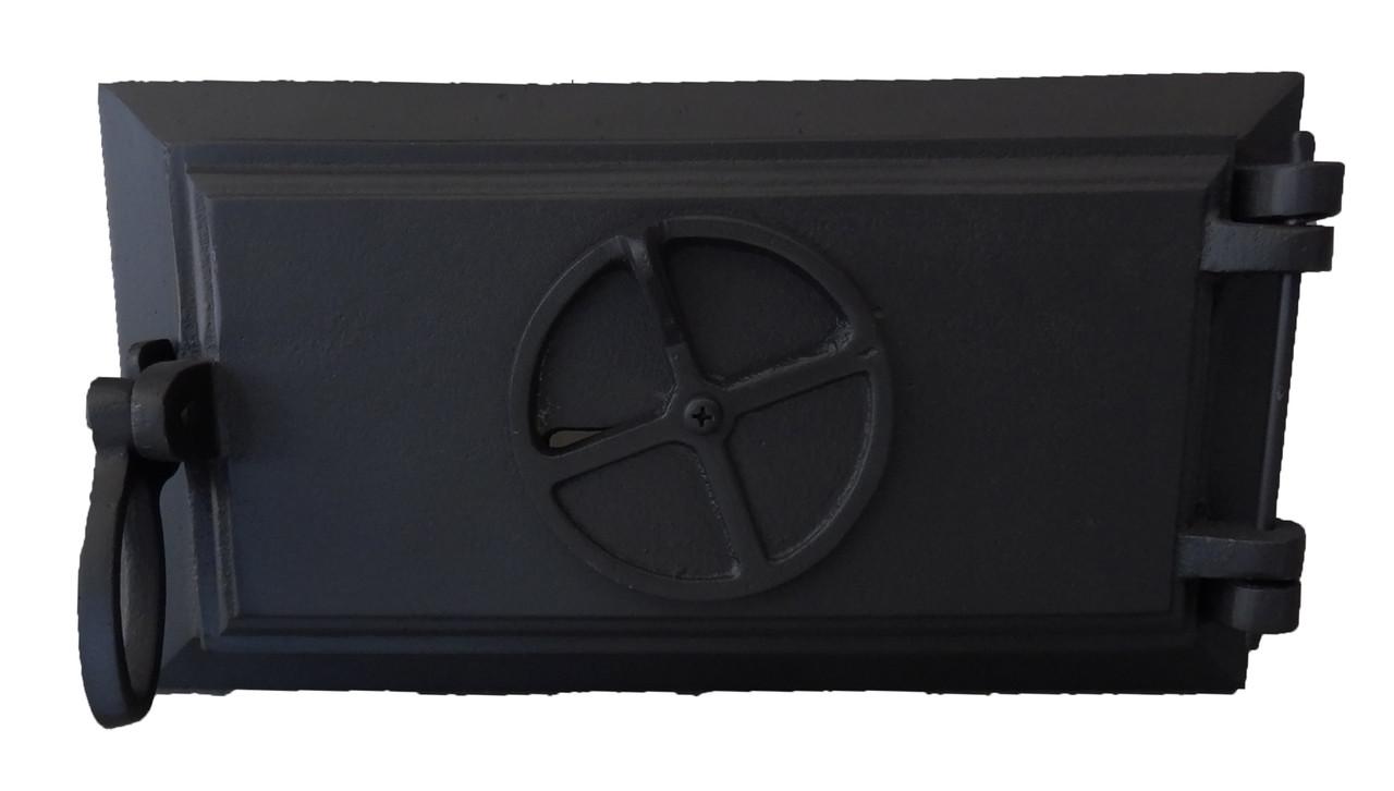 Поддувальная дверца чугунная - VVK 33 Х 16 см/27х12см