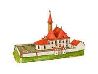 Картонная модель Приоратский дворец (Россия) 344 Умная бумага