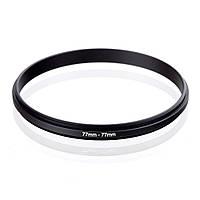 Оборотное, реверсивное кольцо 77-77 мм, фото 1
