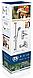 Набор смесителей для ванны  однорычажных IMPRESE Horak   (05170 + 10170 + R670SD + 1115 + W100SL1 C, фото 2