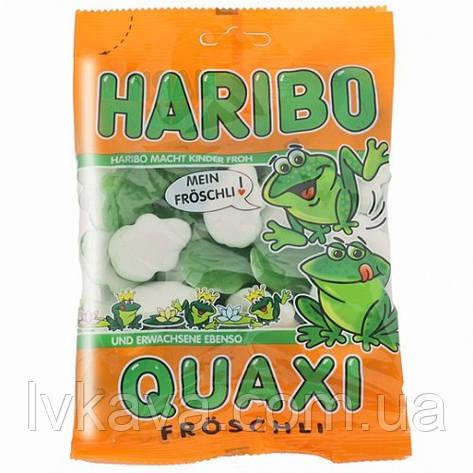 Желейные конфеты Haribo  QUAXI FRÖSCHLI , 200 гр, фото 2