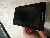 Lenovo A3000 дисплей + сенсор + рамка Оргинал