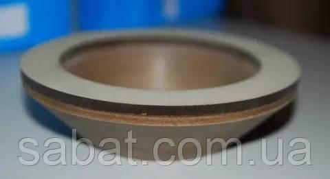 Круг шлифовальный алмазный чашка Львов АЧК12А2-45 150*10*32