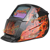 Большой пожар солнечный авто затемнение дуги TIG сварки МИГ измельчения шлем сварщика маски