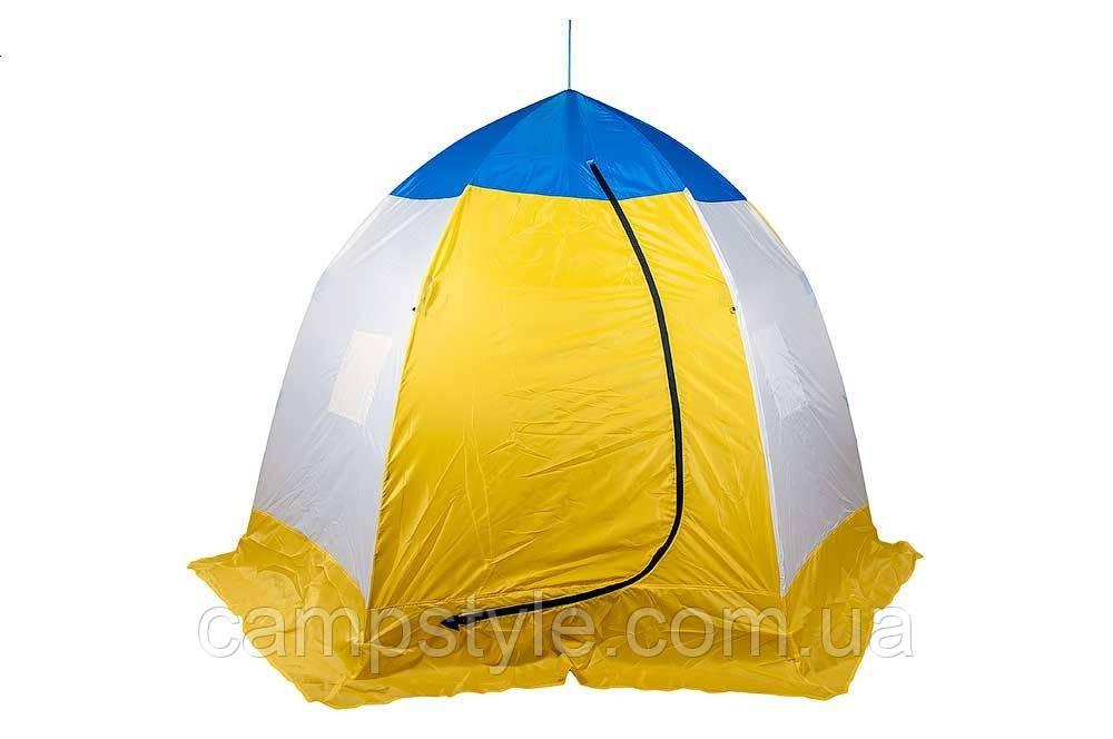 Четырехместная  палатка для зимней рыбалки Elit 4