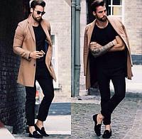 Мужское пальто, классическое пальто