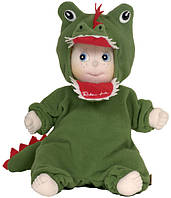 Мягкая кукла - Крокодильчик, Rubens Barn