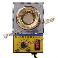 Клт-360 38мм 220В 100Вт припой горшок титанового сплава плавления пайки горшок
