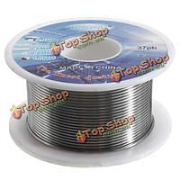 1.0мм 63/37 оловянный припой для пайки сварки железной проволоки ведущий канифоль ядро катушка поток