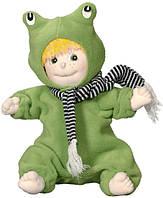 Мягкая кукла - Лягушонок, Rubens Barn
