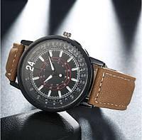 Кварцевые часы. Мужские наручные часы BROWN. Отличное качество. Деловой стиль. Купить онлайн. Код: КДН746