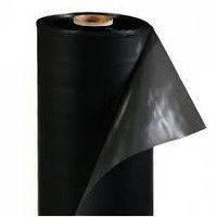 Пленка черная 100 мкм (для мульчирования, строительства) 100 м