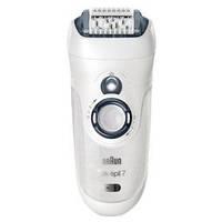Триммер BRAUN Елек епiлятор BodyGroomKit BGK7050