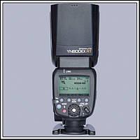 Вспышка Yongnuo YN600EX-RT для Canon (Master-TTL, E-TTL, RT, HSS)