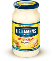 Майонез Hellmanns Original 420 ml
