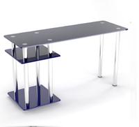 Офисный компьютерный стол из стекла Р-5 Эскадо
