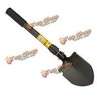 Боси 14-дюймовый марганцевой стали высокой жесткости складная лопата bs561312