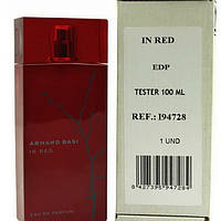 Женская парфюмированная вода Armand Basi In Red Eau de Parfum (EDP) 100ml, Тестер (Tester)