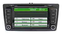 Головное мультимедийное устройство Skoda Octavia A5