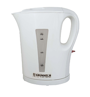 Электрочайник Grunhelm EKР-22171 белый (2,2 кВт, объём 1,7 л)