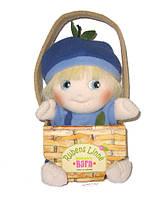 Мягкая кукла - Черничка, Rubens Barn
