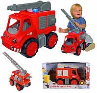 Пожарная машина Power Worker Big 56834