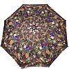 Чудесный женский зонт полуавтомат GUY de JEAN (Ги де ЖАН) FRH3524-2 зеленый