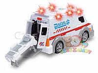 Машинка скорая помощь Dickie 9113577_а