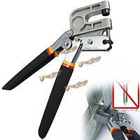 10-дюймов TPR ручка шпильки Щипцы гипсокартон гипсокартон инструмент для крепления металлических шпилек