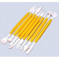 Набор инструментов для мастики 8 предметов