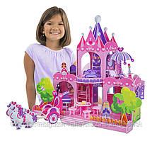 3D пазлы Розовый Замок Melissa&Doug, фото 3