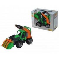 Трактор -погрузчик Wader 37367