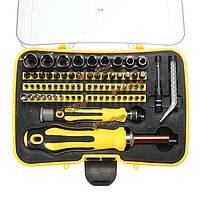 Точность 70 в 1 Инструменты для ремонта комплект отверток для мобильного телефона ПК таблетки и т.д.