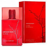 Женская парфюмированная вода Armand Basi In Red Eau de Parfum (EDP) 30ml