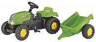 Педальный трактор Rolly Toys 012169