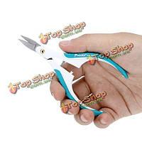 ProsKit SR-333 профессиональные лезвия из нержавеющей стали микро прецизионные ножницы шитье с защитным колпачком