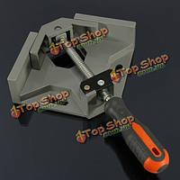 90degree под прямым углом одна ручка алюминиевая прямоугольная Карбид деревообрабатывающего тиски
