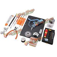 Jakemy JM-1101 49в1 инструменты для поделок комплект электронный инструмент ремонт пайки сварки отвертка типа