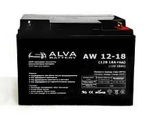 Аккумуляторы ALVA